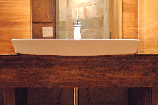 Spa like bathroom eclectic-bathroom