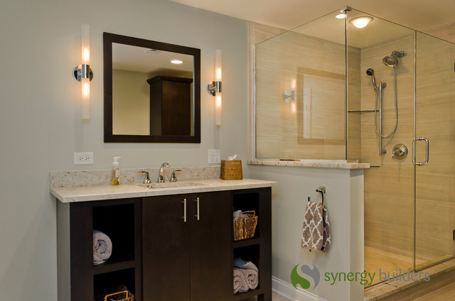 Spa Like Bathroom contemporary-bathroom