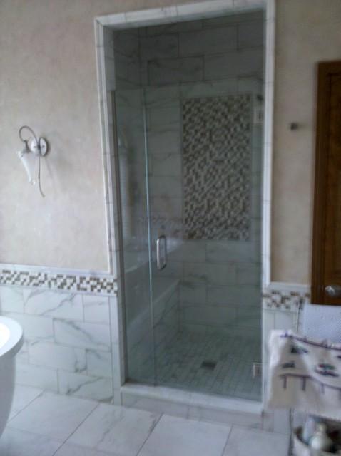 SPA Master Bath traditional-bathroom