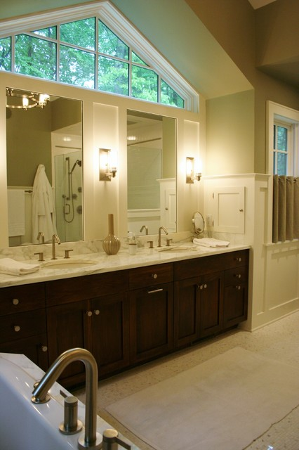 Spa Master Bath contemporary-bathroom