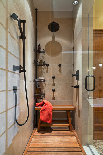 Spa Residence contemporary-bathroom