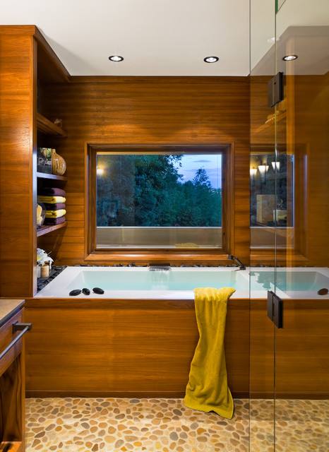 Asian Spa Bathroom Design Ideas ~ Spa residence asian bathroom santa barbara by josh
