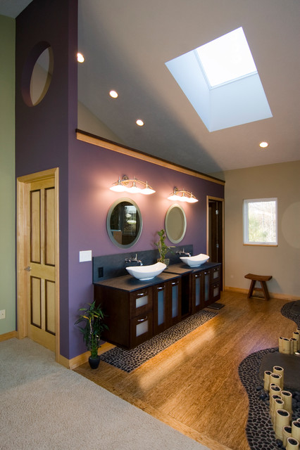 Spa Retreat Asian Bathroom Grand Rapids By