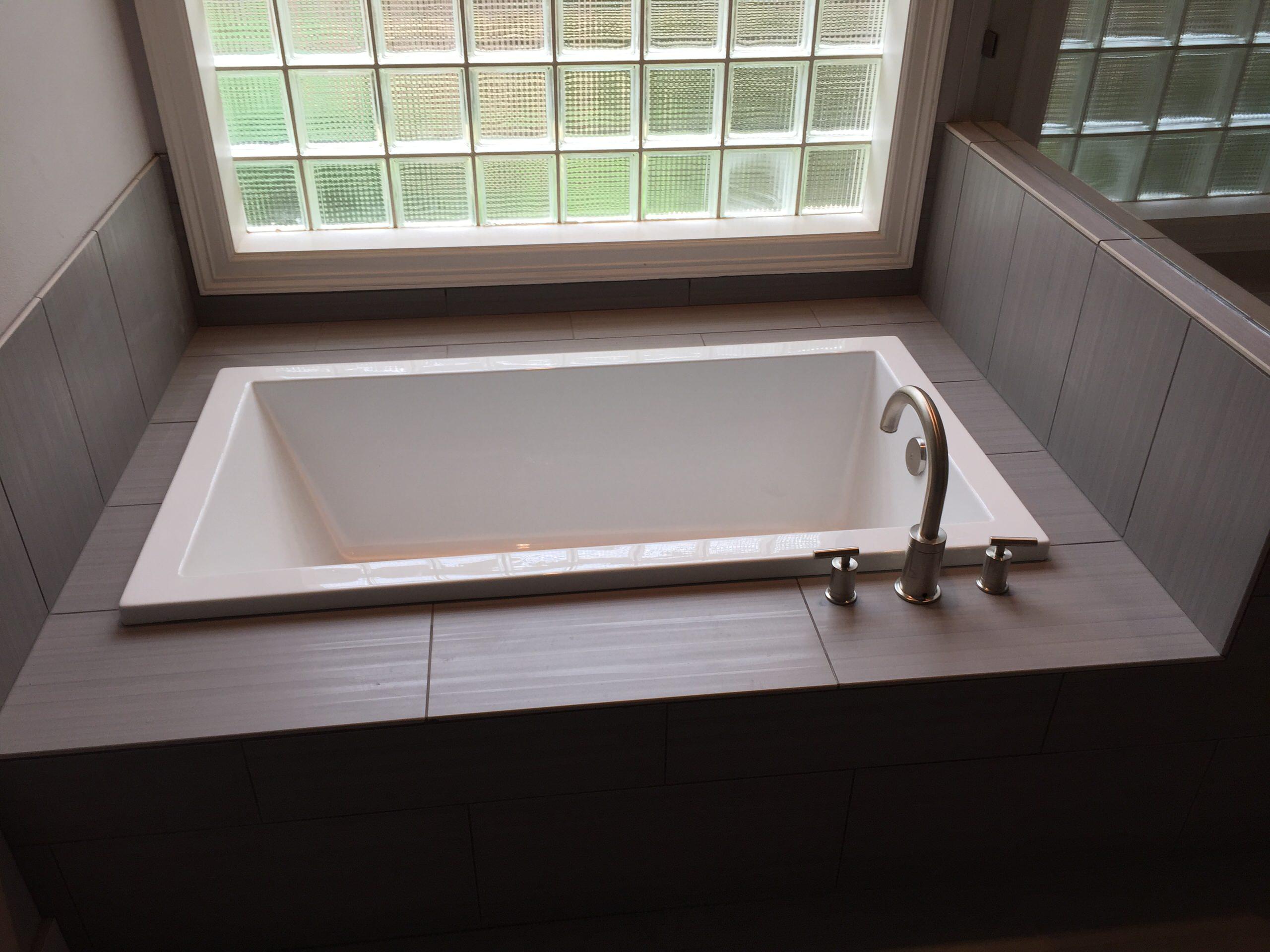 Spa Retreat Master Bath