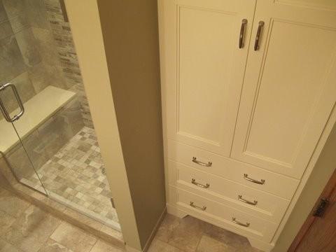 Pankratz Bathroom modern-bathroom