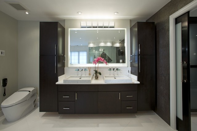 Spa Treatment at Home with Stunning Bath and Walk-in Closet ...