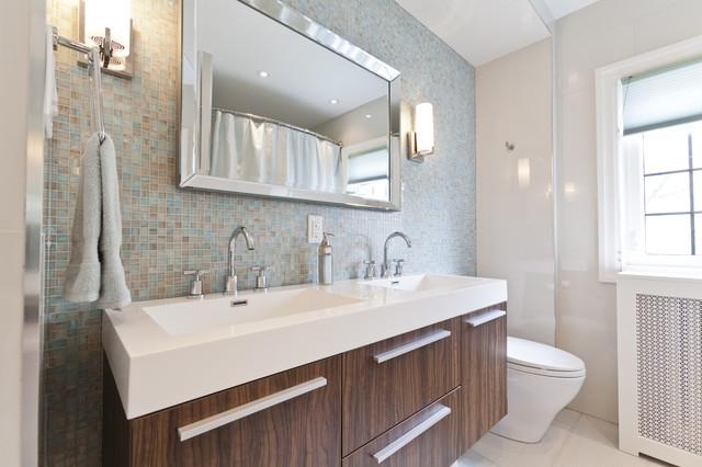 Spa Washroom Mediterranean Bathroom Toronto By