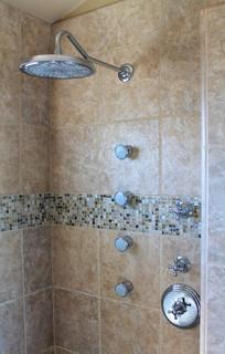 Spacious Bathroom In The Santa Cruz Hills Contemporary