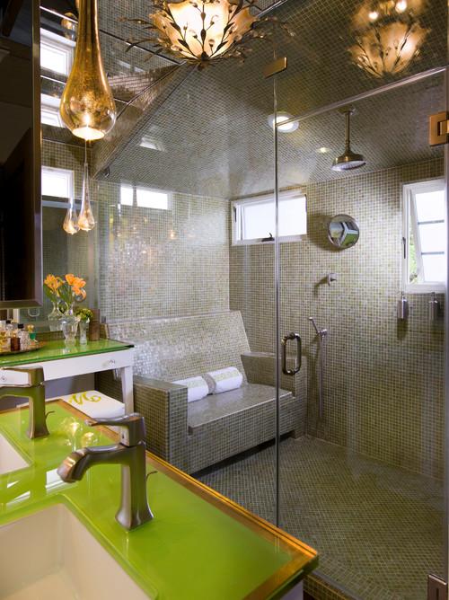 Contemporary Bathroom by Los Angeles General Contractors SoCal Contractor
