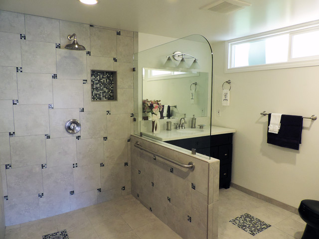 Special needs bathroom remodel traditional bathroom for Los angeles bathroom remodeling contractor