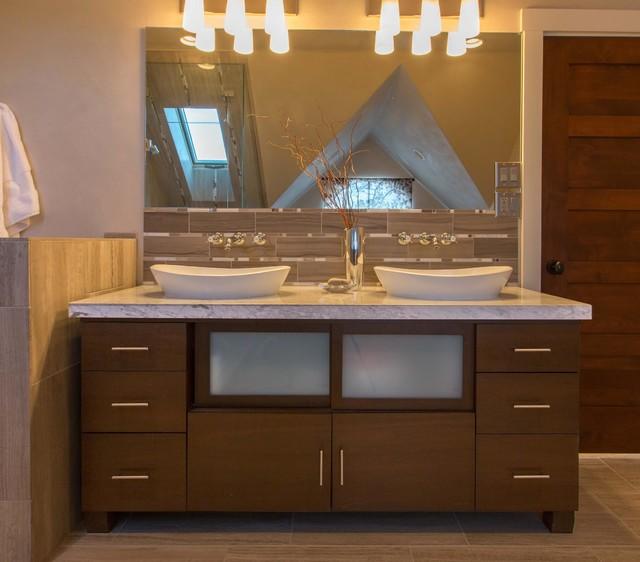 Cabinet Design For Master Bedroom Ceiling Design For Kids Bedroom Bedroom Kabat Furniture Black And White Wall Bedroom Ideas: Spectacular Bathroom In Santa Fe, NM