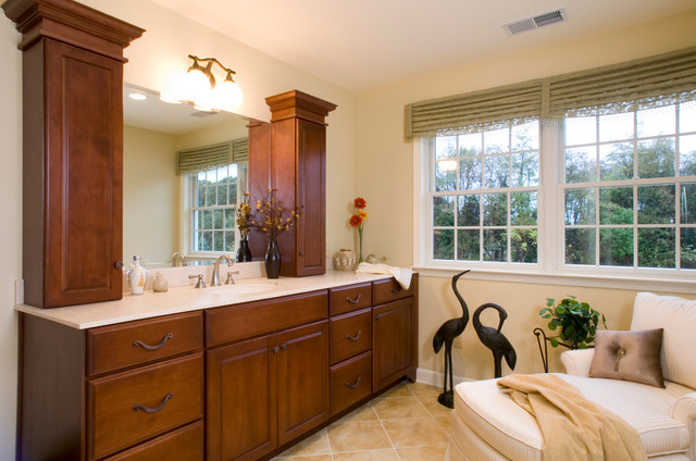 Spectrum Tivoli Model Home Transitional Bathroom Philadelphia By Suzanne Joseph Morris
