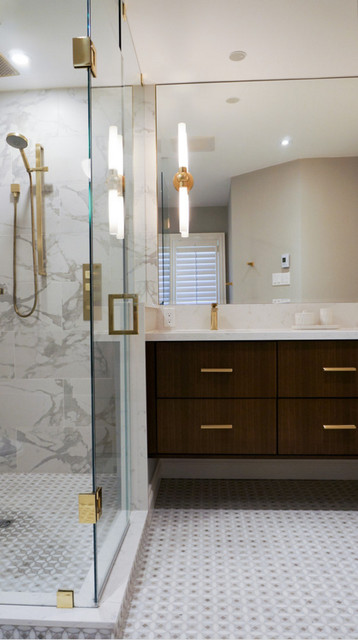 Speers Flooring Installations For Oakville Kitchen And Bath Centre Contempo