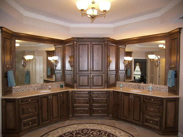 Spellman Master Bath traditional-bathroom