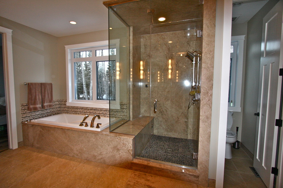 Spicer Residence - Kitchen and Bath: Hardwood and Tile ...