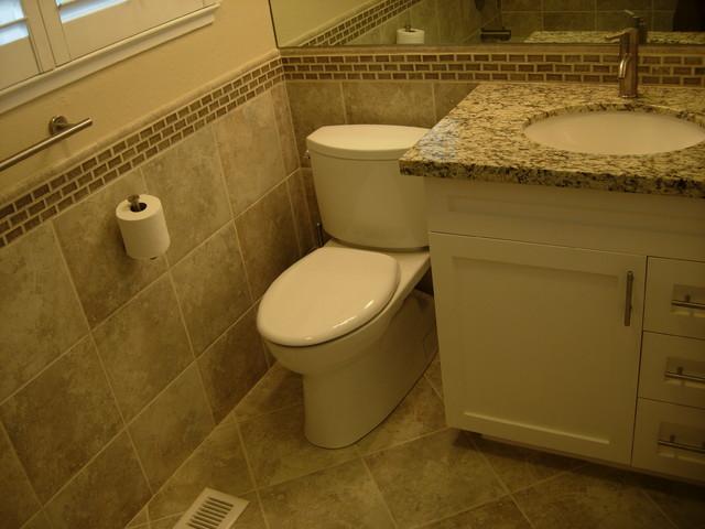 Spiller Hall Bath traditional-bathroom