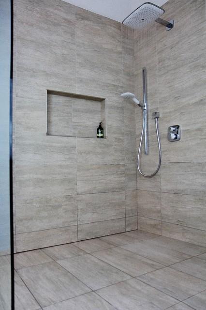 Splish Splash Shower Systems Our Hidden Curbless Drain