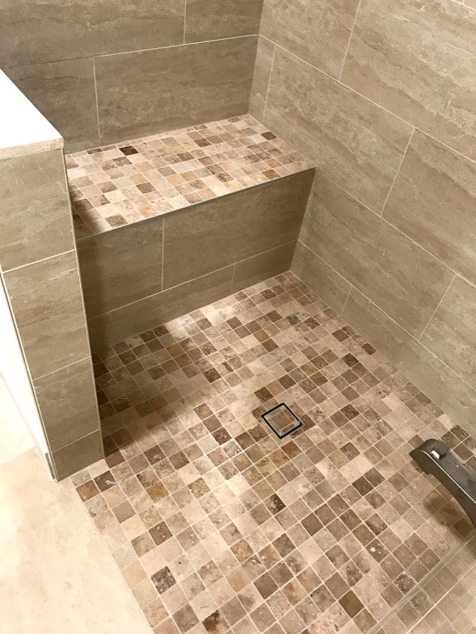 Spring Hill | Transitional | Bathrooms & Floors Repairs and Remodel