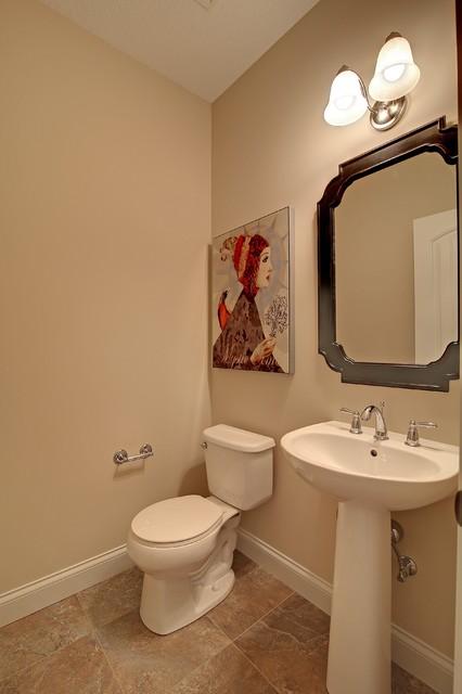 Spring Meadows Spec 2012 traditional-bathroom