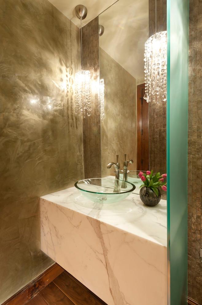 Spring Street Aspen Townhome Remodel - Modern - Bathroom ...