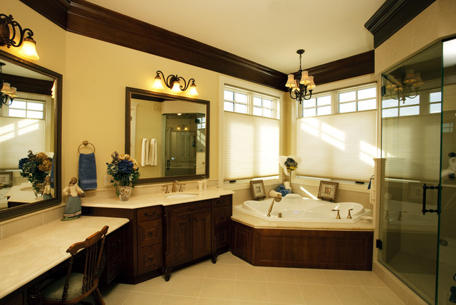Spring Valley Home traditional-bathroom