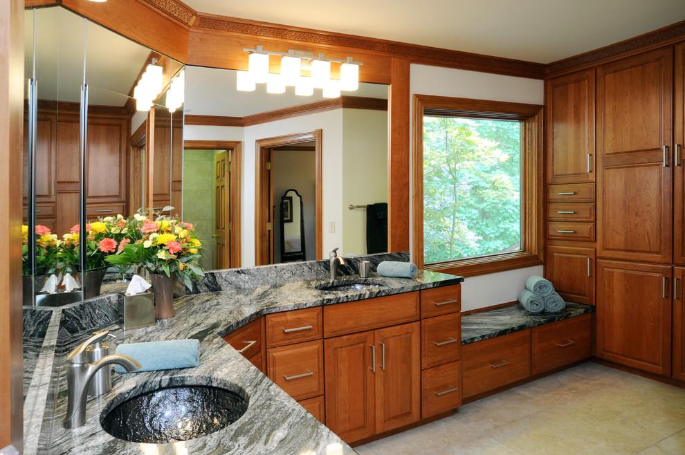 Spring Valley Master Bathroom - Modern - Bathroom ...