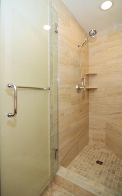 Springfield Hall & Master Bath contemporary-bathroom