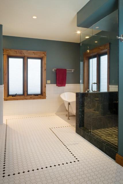 Springhill Residence farmhouse-bathroom