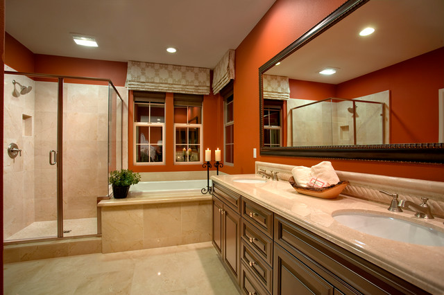 Springhouse by Taylor Morrison contemporary-bathroom