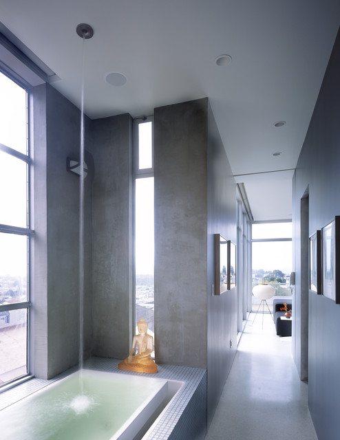 Sproule-Rowen modern bathroom