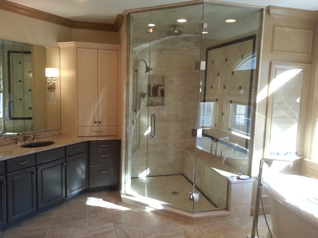 St Albans Bathroom Traditional Bathroom St Louis By Innovative Remodeling Llc