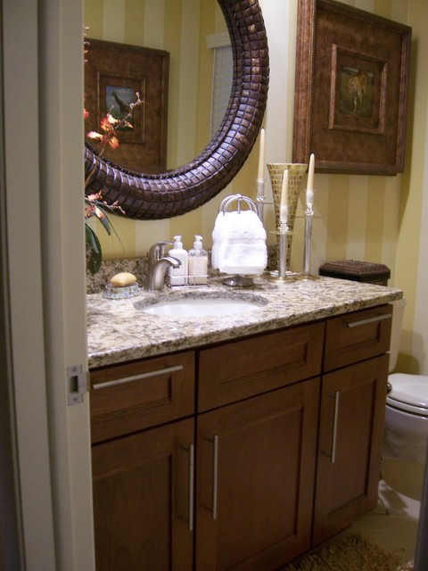 St. Clair Shores House remodel traditional-bathroom