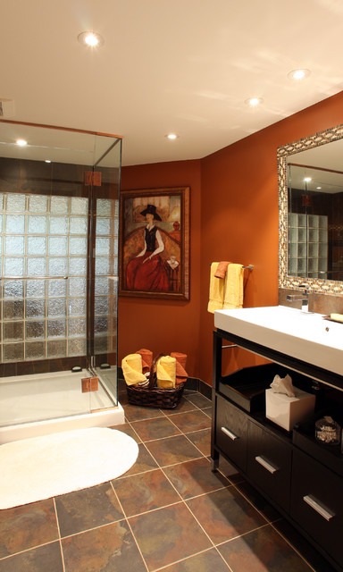 St Clements Guest Bath modern bathroom