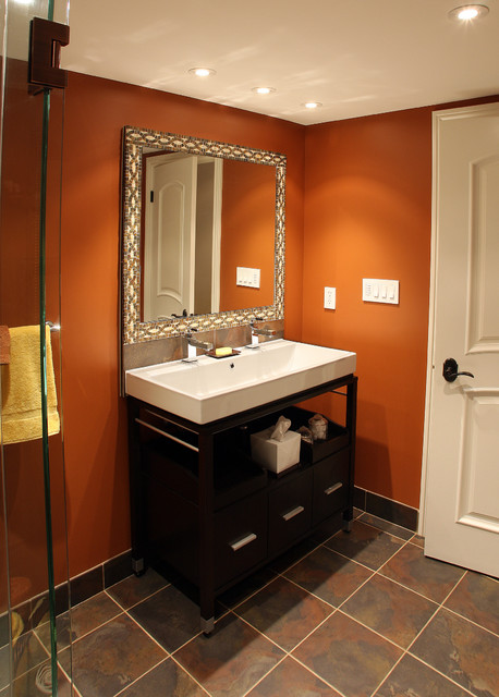 St Clements Guest Bath traditional-bathroom