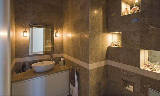 St ives residence contemporary bathroom sydney by for Bathroom 94 percent