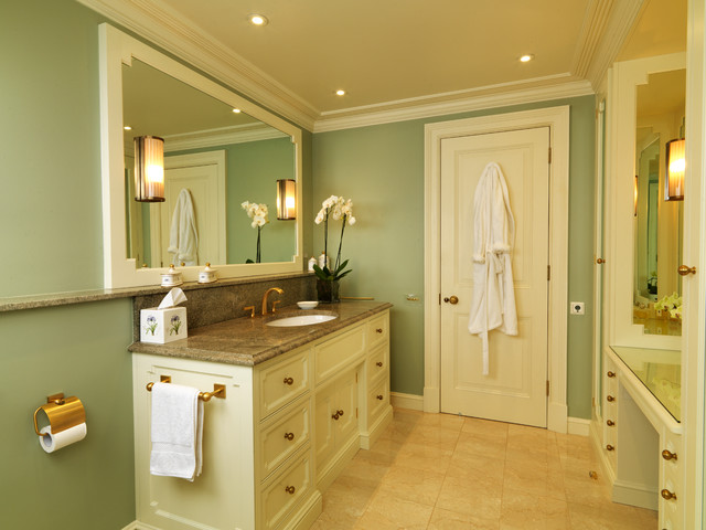 St James - Master Bathroom contemporary bathroom
