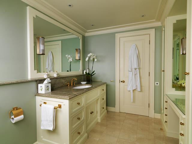 St james master bathroom contemporaneo stanza da bagno londra di tim wood limited - Il bagno lebanon ...