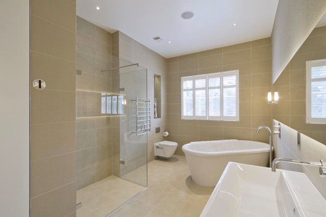 St Johns Wood Contemporary Bathroom London By Ddwh