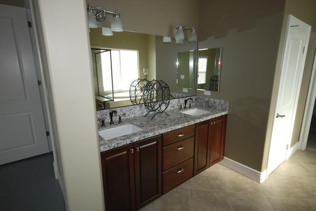 St. Jude Dream Home Bakersfield 2012 traditional-bathroom