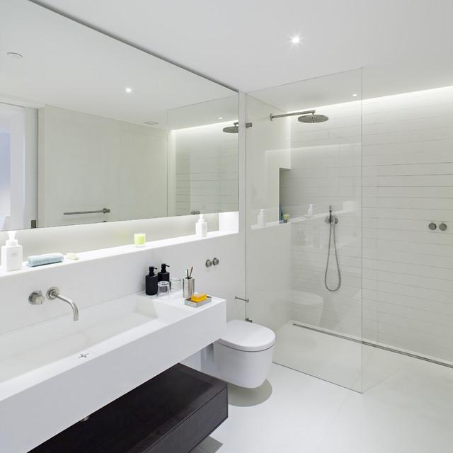 Scandinavian Design Bathroom Lighting : St martin s lofts scandinavian bathroom london by