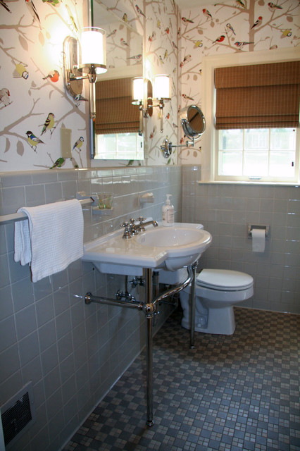 St Matthews Area Customer American Traditional Bathroom