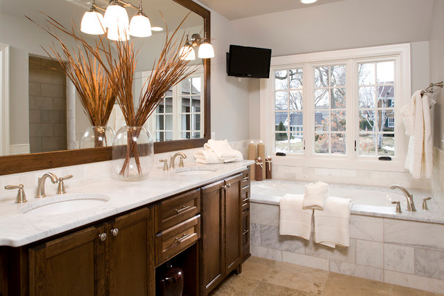 Walsh Project traditional bathroom