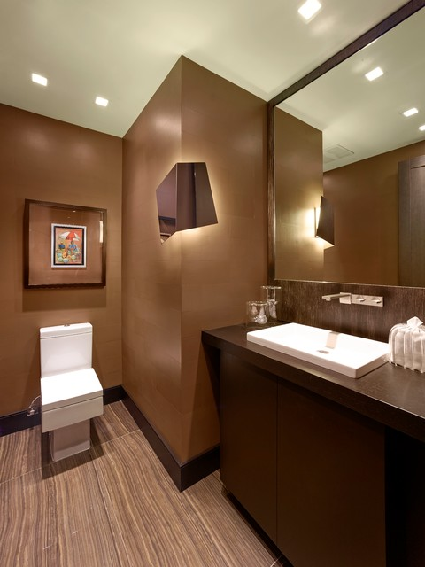St Regis Bal Harbor, Florida - Contemporary - Bathroom - miami - by Interiors by Steven G