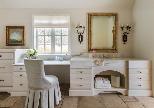 Your Guide To A Traditional Style Bathroom