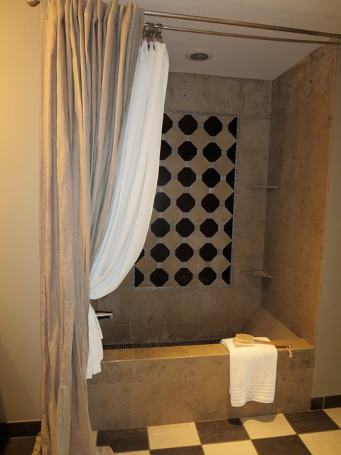 Staged Condo Portland Oregon Contemporary Bathroom Portland By Imagine Home Staging And