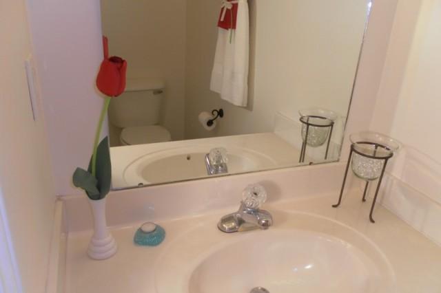 Staging a Bathroom eclectic-bathroom