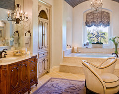 Stand Alone Home traditional-bathroom