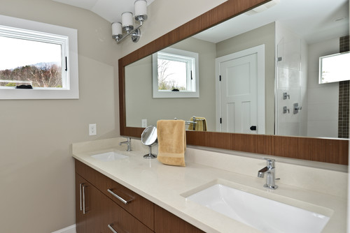 Stanley VA Master Bathroom Renovation