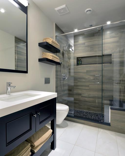 Staples Basement Bath