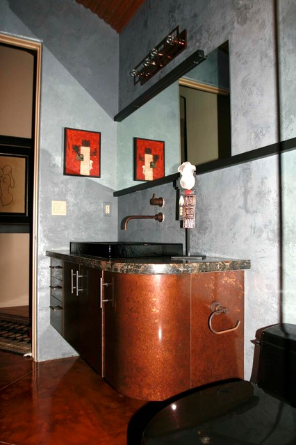State of the ART - Industrial - Bathroom - Phoenix - by Alexander Enterprises Constr. & Dev ...